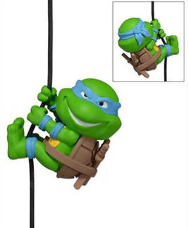 Teenage Mutant Ninja Turtles Leonardo Scalers - NECA