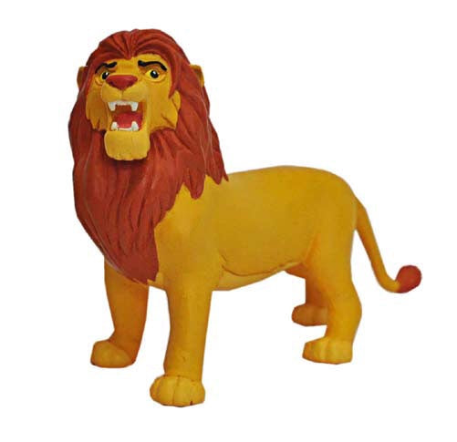 Disney The Lion King Official Simba 7cm Figure by Bullyland