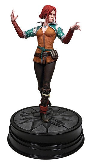 The Witcher 3 Wild Hunt Official Triss Figure by Dark Horse Deluxe