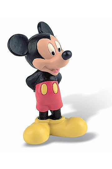 Disney Mickey Mouse C.H Official Mickey Mouse 7cm Figure by Bullyland