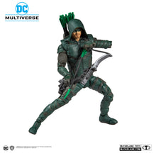 DC MULTIVERSE OFFICIAL GREEN ARROW: ARROW ACTION FIGURE BY MCFARLANE TOYS