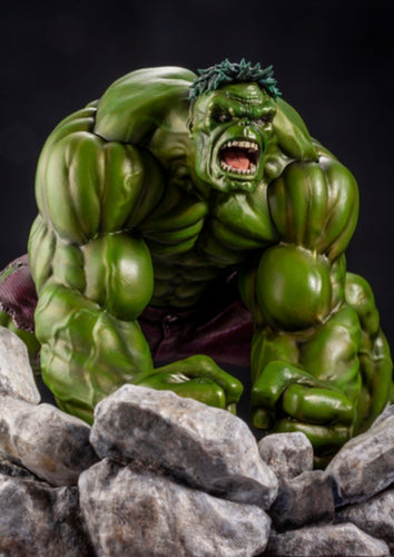 The Hulk Official Premier ARTFX 1/10 Statue by Kotobukiya