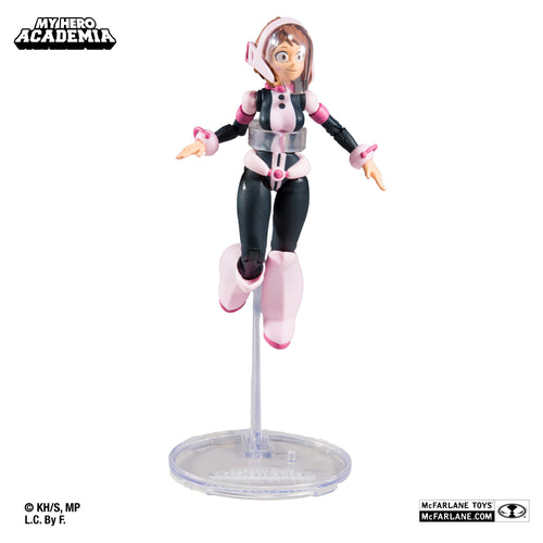 My Hero Academia Ochaco Uraraka Action Figure by McFarlane Toys