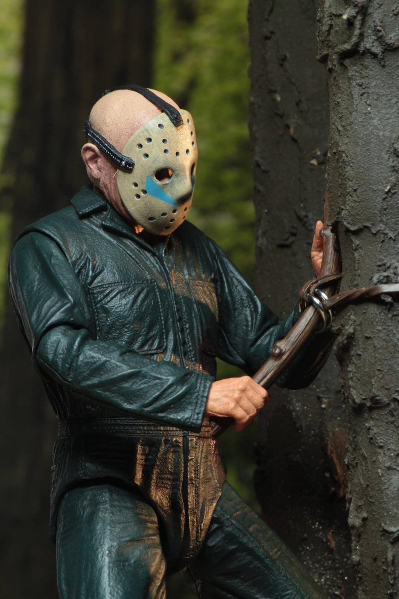 "Friday the 13th Part 5 ""Roy Burns"" Ultimate Figure - NECA"