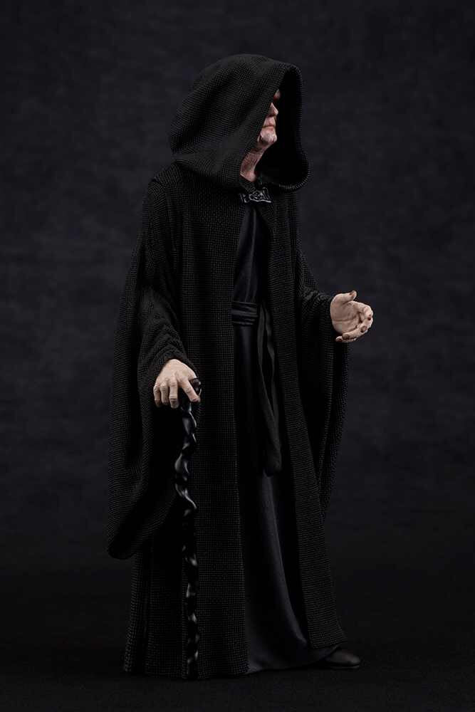 Star Wars Official Emperor Palpatine & Royal Guard Artfx+ Statues