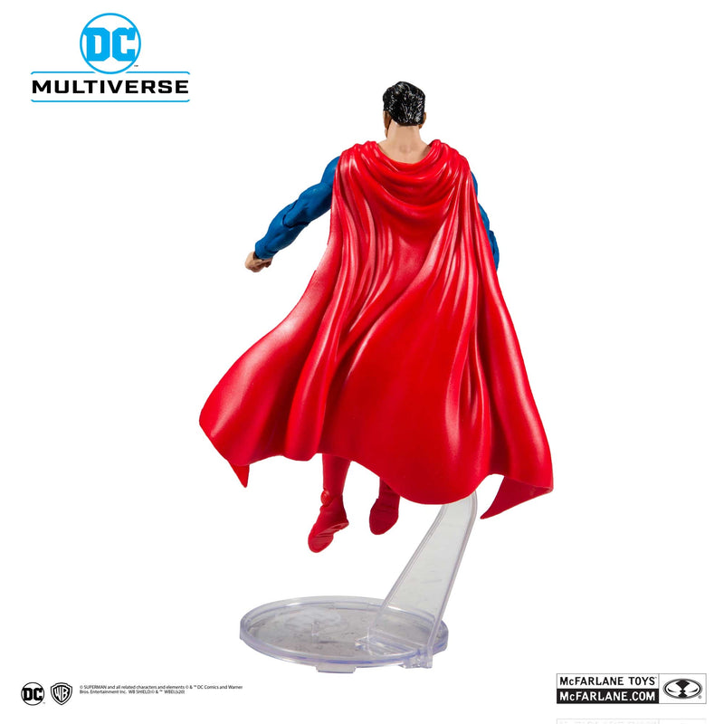 DC MULTIVERSE SUPERMAN ACTION FIGURE - MCFARLANE TOYS