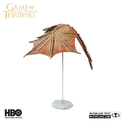 Game of Thrones Viserion Vers 2 Figure by McFarlane Toys