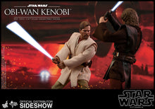 Star Wars Revenge of the Sith Obi Wan Kenobi 1:6th Scale Figure Hot Toys