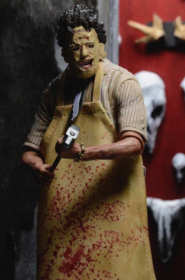 "Texas Chainsaw Massacre Official 7"" Leatherface Ultimate Figure NECA"