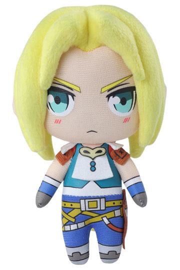 Final Fantasy 9 Zidane Official Mini-Plush by Square Enix