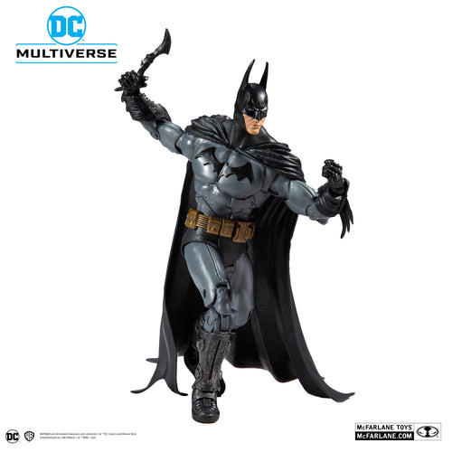 DC Multiverse Batman Arkham Asylum Batman Action Figure by McFarlane Toys