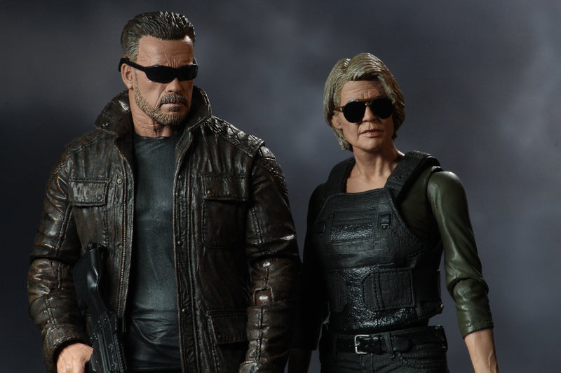 Terminator Dark Fate T-800 Action Figure - NECA
