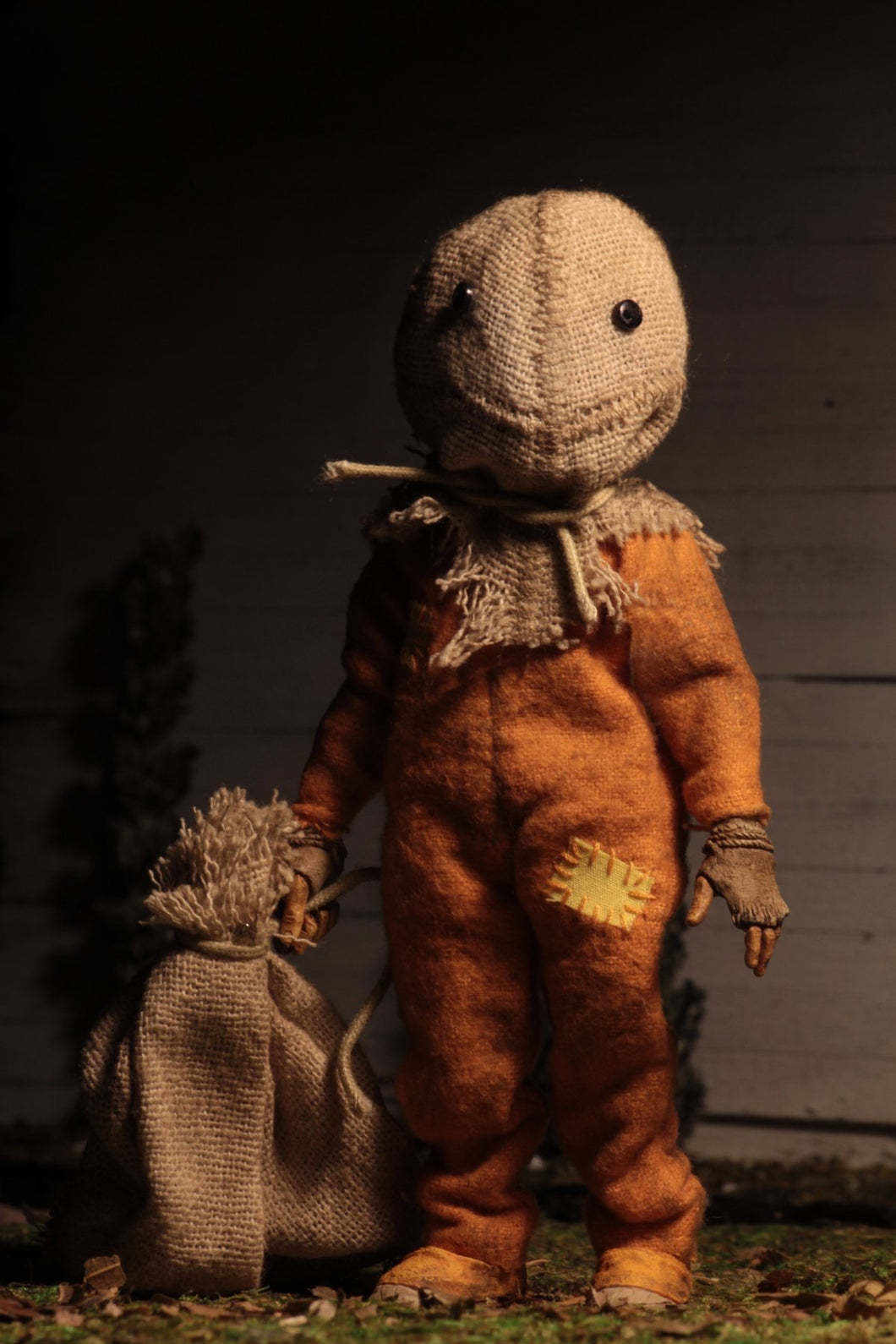 Trick R Treat Official Sam Clothed Action Figure by NECA