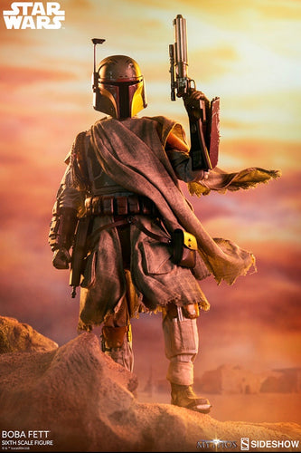 Star Wars Official Boba Fett 1:6 Mythos by Sideshow Collectibles