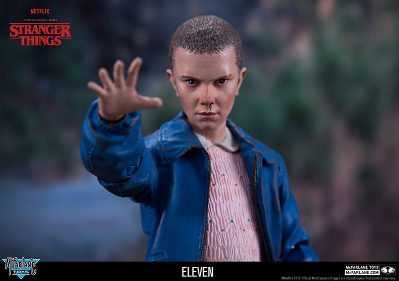 Stranger Things Official Eleven Figure by McFarlane Toys