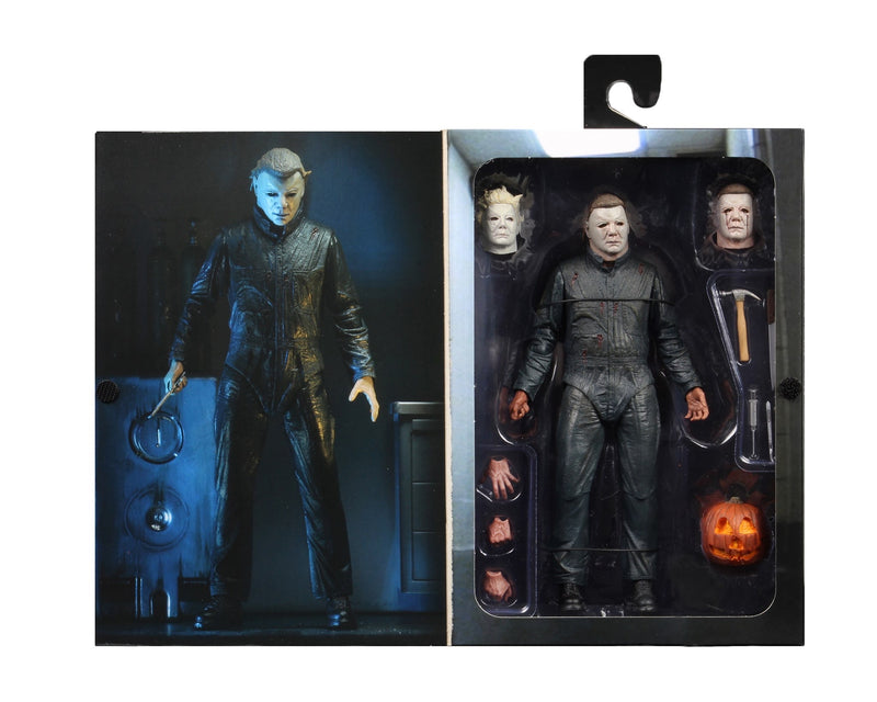 Halloween 2 (1981) Michael Myers Ultimate Action Figure - NECA