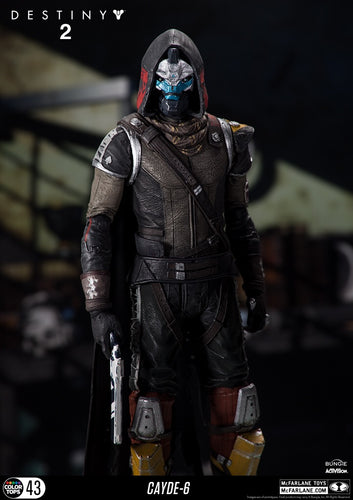 "Destiny 2 Cayde-6 Official 7"" Figure by McFarlane Toys"