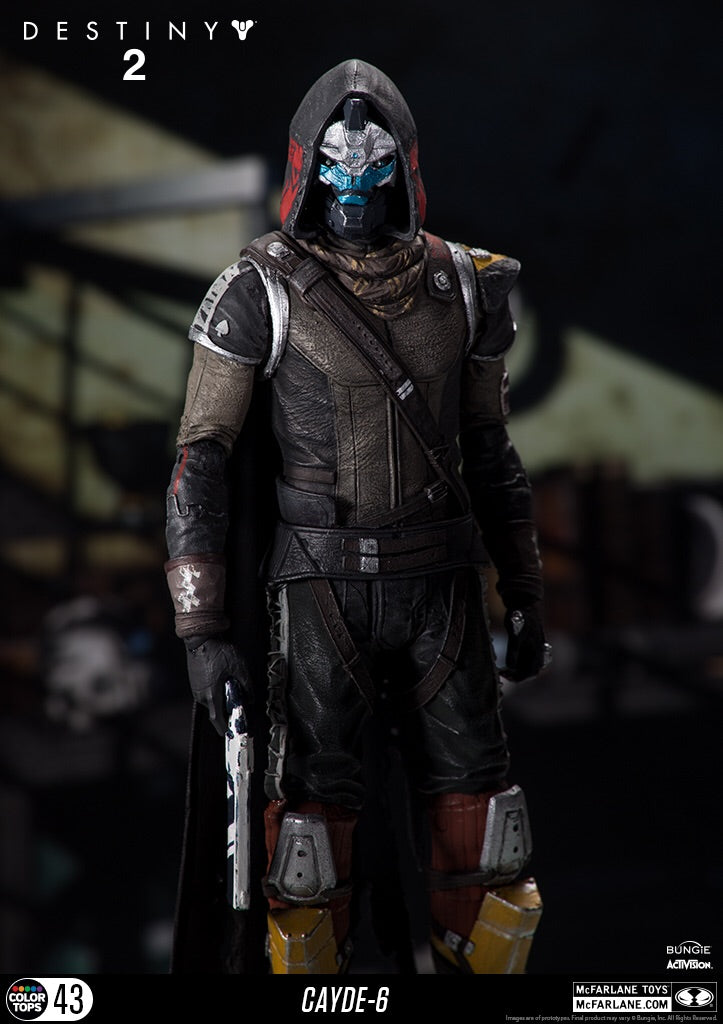 "c76f9864236 Destiny 2 Cayde-6 Official 7"" Figure by McFarlane Toys"
