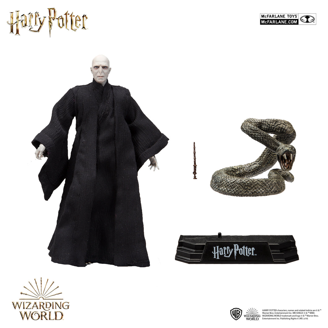 Harry Potter Lord Voldemort Action Figure by McFarlane Toys