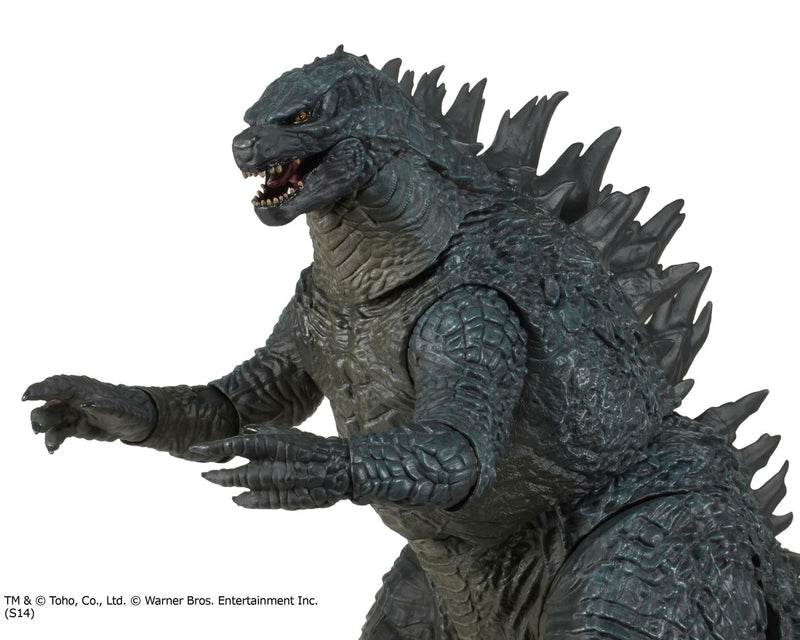 "Godzilla Official 2014 Movie 24"" Figure with Sounds by NECA"