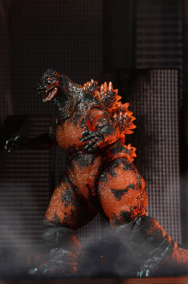 "Godzilla Official 95"" (Godzilla vs Destroyah) 12"" Figure by NECA"