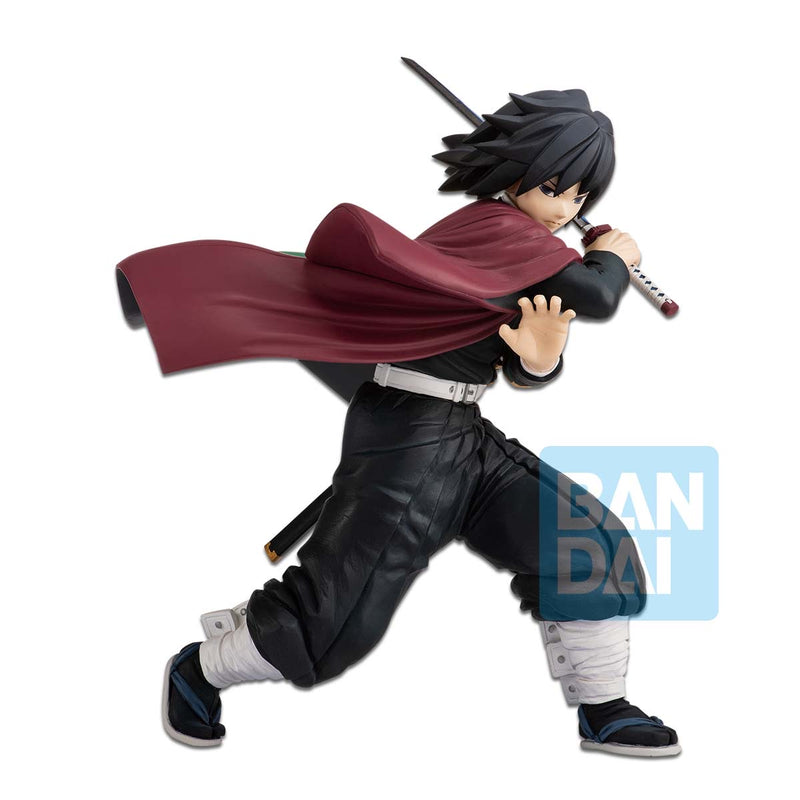 Demon Slayer Giyu Tomioka (The Second) Statue Ichibansho Bandai