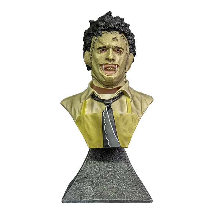 Texas Chainsaw Massacre Leatherface 1/6 Scale Mini Bust - Trick or Treat Studios