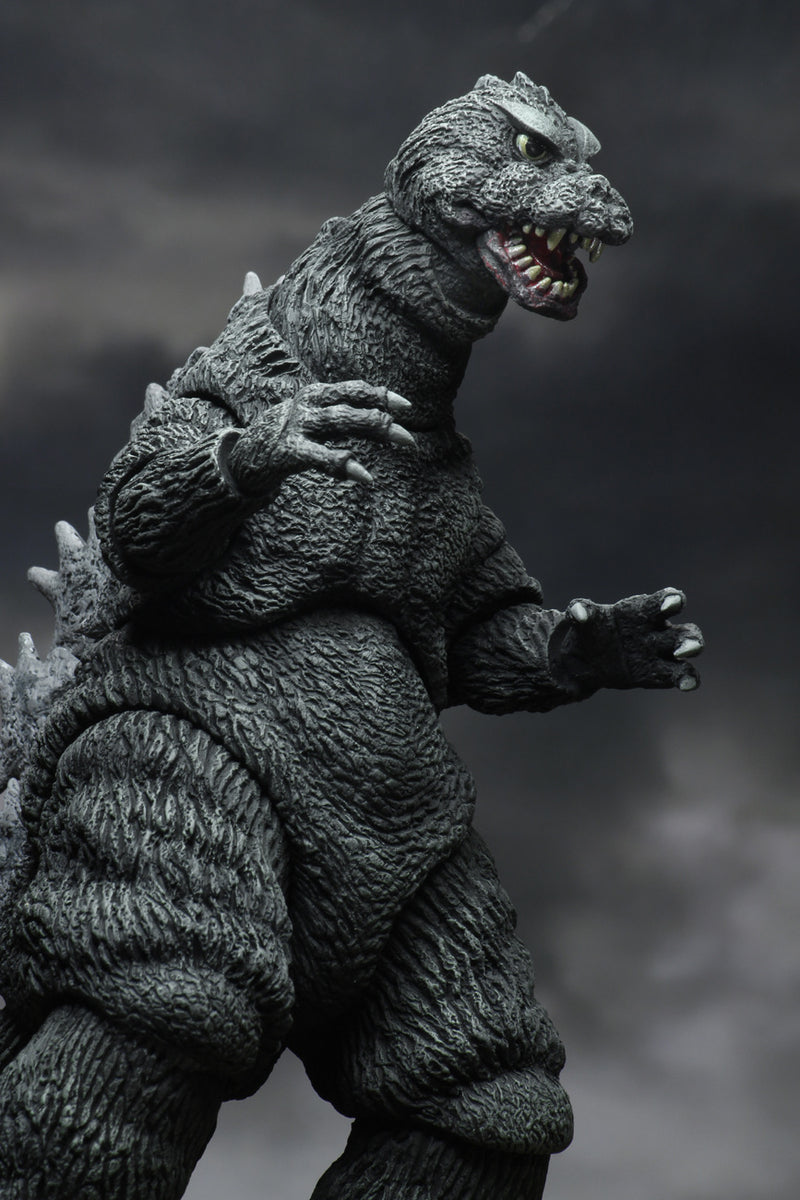 Godzilla 1964 Mothra Vs Godzilla Version Action Figure - NECA