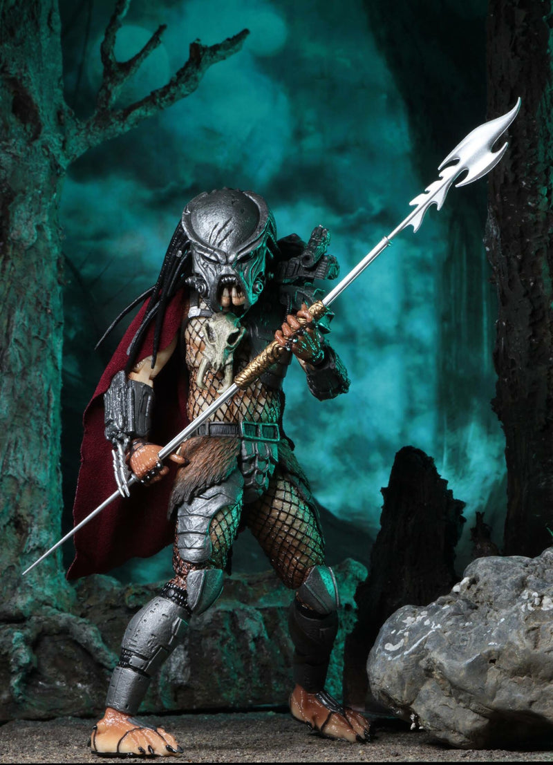 Predator Ahab Official Ultimate Figure by NECA