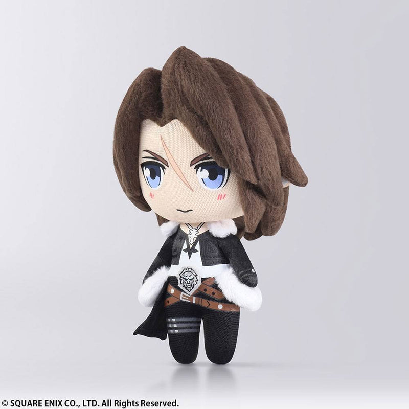 Final Fantasy 8 Squall Official Mini-Plush by Square Enix