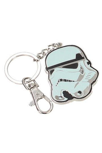 Star Wars Official Stormtrooper Helmet Keychain by SD Toys