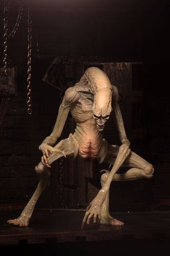 Alien Resurrection Deluxe Newborn Figure by NECA