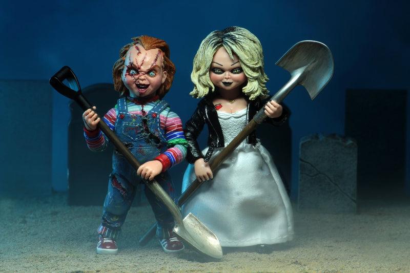 Bride of Chucky Ultimate Two Pack Action Figures - NECA