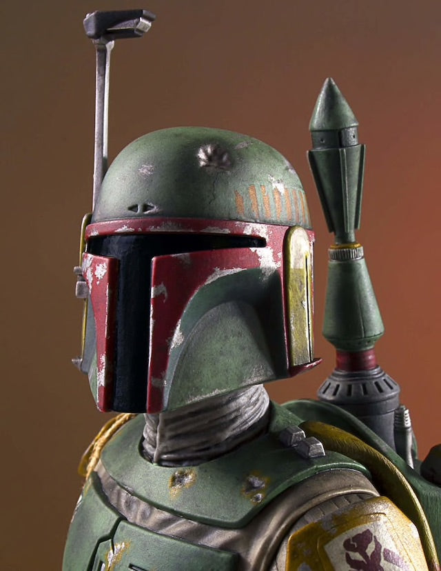 Star Wars Boba Fett 1:8 Collectors Gallery Statue - Gentle Giant