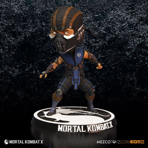 Mortal Kombat X Sub-Zero Official Bobble Head by Mezco Toyz