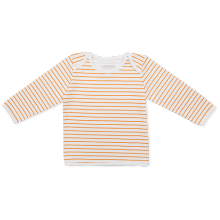 Long-Sleeve Organic Tee