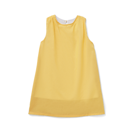 Girl Sleeveless Dress