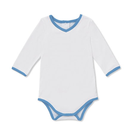 Baby Long-Sleeve Onesie