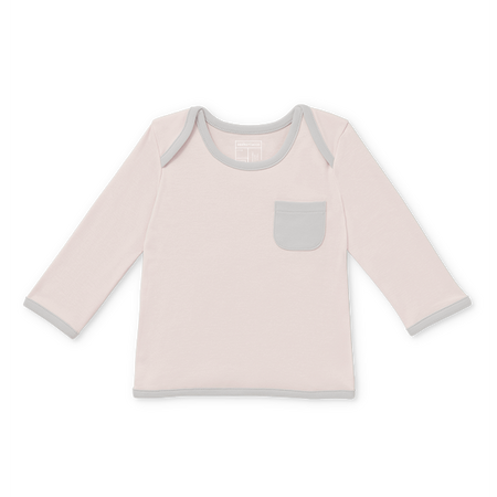 Long-Sleeve Tee With Pocket