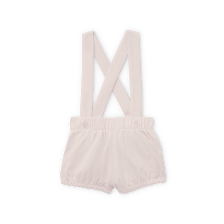 Unisex Shorts With Suspenders