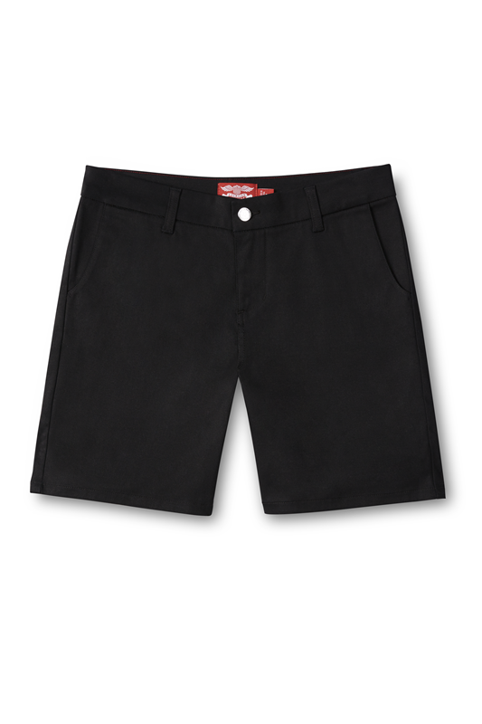 Junior's Short with 2 Back Welt Pockets - Harvey
