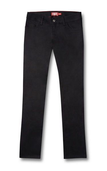 Juniors 5 Pocket Skinny Leg Pant - W9S