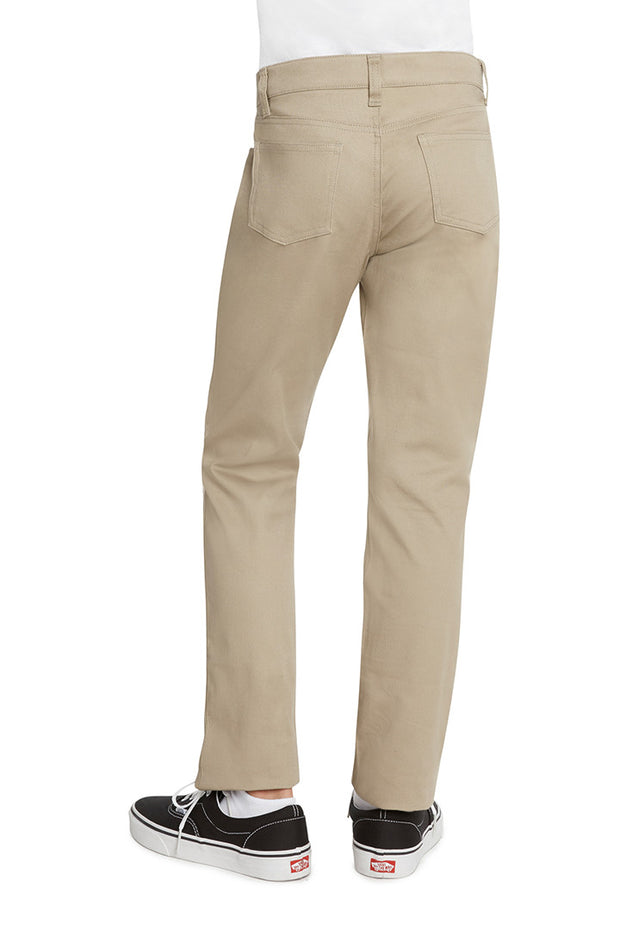 Boy's 5 Pocket Skinny Leg Pant