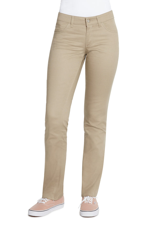 Juniors 5 Pocket Skinny Leg Pant - RT