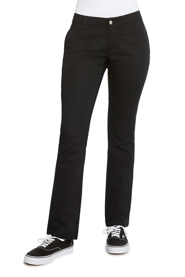 Junior's 4 Pocket Straight Leg Pant - PACE