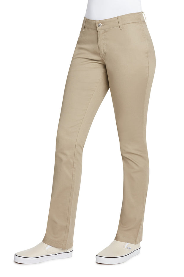 Women's 4 Pocket Straight Leg Pant