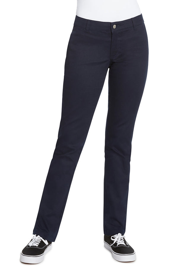 Junior's 4 Pocket Straight Leg Pant - CCC