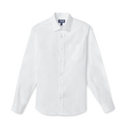 Men's Long Sleeve Oxford Shirt - LEC