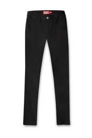 Juniors Mock 5 Pocket Skinny Leg Pant