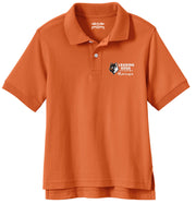 Boy's Short Sleeve Polo Shirt - LEA